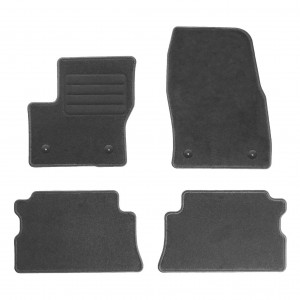 Dywaniki Basic Antracyt do Ford Kuga II 2012-