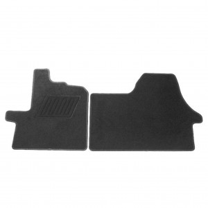 Dywaniki Basic Antracyt do Peugeot Boxer II 2006-