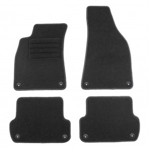 Dywaniki Basic Antracyt do Seat Exeo 2008-2013